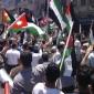 وقفة احتجاجية في عمان  احتجاجاً على التعديلات الدستورية