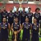 جامعة الأميرة سمية للتكنولوجيا تحقق المركز الأول في بطولة الجامعات الأردنية لكرة السلة  / ذكور