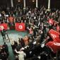 برلمان تونس يسحب الثقة من حكومة الصيد