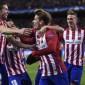 صور وفيديو..جريزمان يقود أتلتيكو مدريد بالفوزعلى غلطة سراي