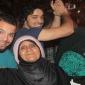 بالفيديو : عجوز ترقص على صوت وائل كفوري .. وشاب يقبل يد نانسي عجرم