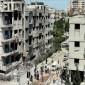 اتفاق لوقف إطلاق النار في حي الوعر بريف حمص