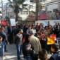 اربد : مسيرة حاشدة رفضا لصفقة الغاز الاسرائيلي