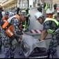 6 اصابات في اصطدام 3 سيارات بالمفرق