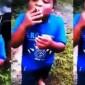 شاهد: رد فعل أب اكتشف أن طفله يدخن الحشيش