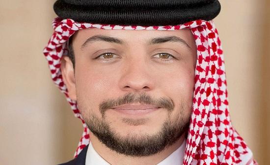 الأمير الحسين يتلقى برقيات تهنئة بمناسبة مرور عشر سنوات على اختياره ولياً للعهد