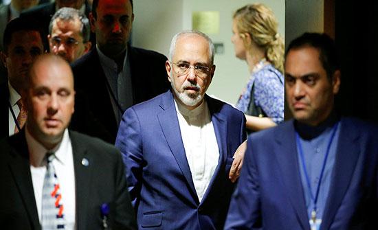 وزير الخارجية الإيراني يتوجه إلى أمريكا