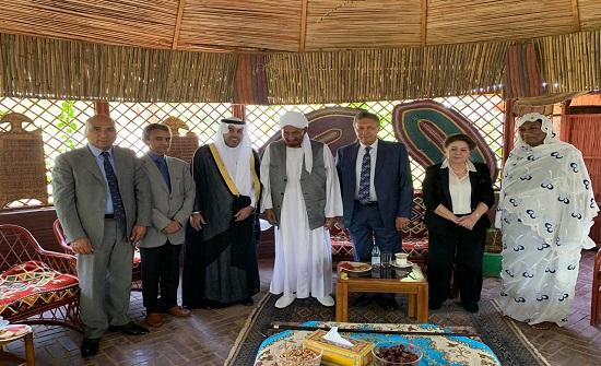 الأردن يُشارك البرلمان العربي بزيارة للسودان