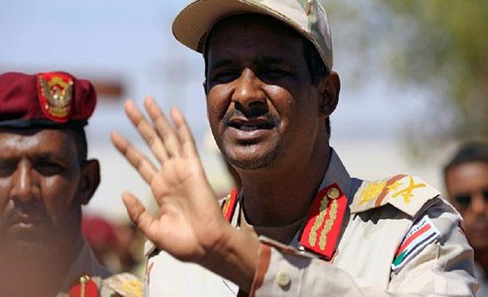 نائب رئيس المجلس العسكري السوداني: نريد حكومة تسيير أعمال لحين تسليم السلطة لحكومة منتخبة