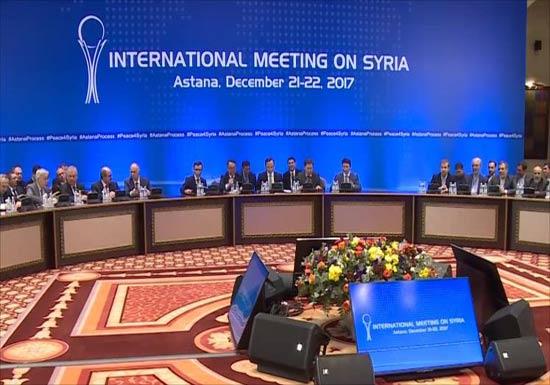 مؤتمر المعارضة السورية بسوتشي يعقد نهاية يناير
