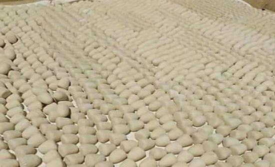 عمان : ضبط مصنع يخلط الجبسين مع الجميد