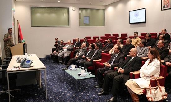 مجلس محافظة العاصمة يزور المركز الوطني للأمن وإدارة الأزمات