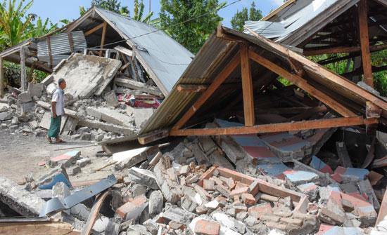 زلزال بقوة 1ر5 درجة يضرب شمال غربى الصين