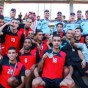 انضباط الشرطة بطل الأمن العام بكرة القدم