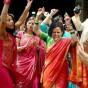 بالصور: الهنود يرحبون بزيارة أوباما وزوجته عبر صور ساخرة طريفة