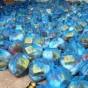 توزيع طرود غذائية على أسر فقيرة في عجلون
