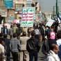 الحوثيون يسعون الى خنق اي حراك احتجاجي في اليمن
