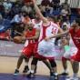 فوز افتتاحي لمنتخبنا لكرة السلة على فلسطين ببطولة غرب آسيا