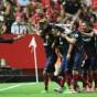 بالفيديو والصور.. أتلتيكو مدريد يسحق أشبيلية بثلاثية