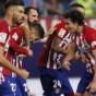 فيديو وصور..أتلتيكو يفرض التعادل على مدريد في ديربي العاصمة
