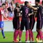 برشلونة يكتسح خيخون وينتزع الصدارة من ريال مدريد مؤقتا