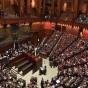 البرلمان الإيطالي يعترف بدولة فلسطين