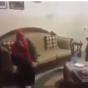 شاهد.. ردة فعل والدة فادي علون ... لحظة تلقي خبر استشهاده
