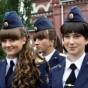 بالصور.. أجمل الفتيات أحد أسلحة الشرطة الروسية