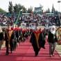 الأردنية تخرج 1093 طالبا وطالبة