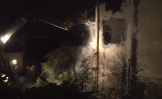 الاحتلال يهدم منزل الشهيد البرغوثي برام الله ومنازل قيد الانشاء بطولكرم