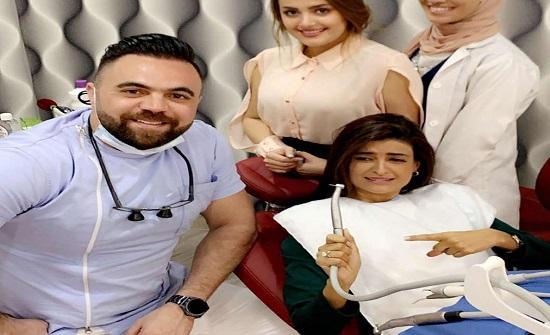 صور: تصرفات النجمات العرب لدى الأطباء