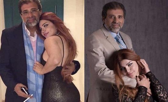 خالد يوسف يثني على زوجته … وياسمين الخطيب ترد بنشر صور جديدة