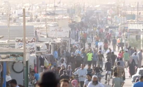 بالفيديو : الأردن يحتضن ثاني أكبر نسبة من اللاجئين في العالم