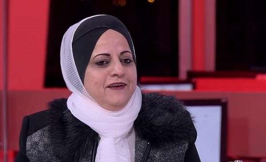 الحمود تؤدي اليمين القانونية بتعيينها رئيسا لديوان التشريع والرأي