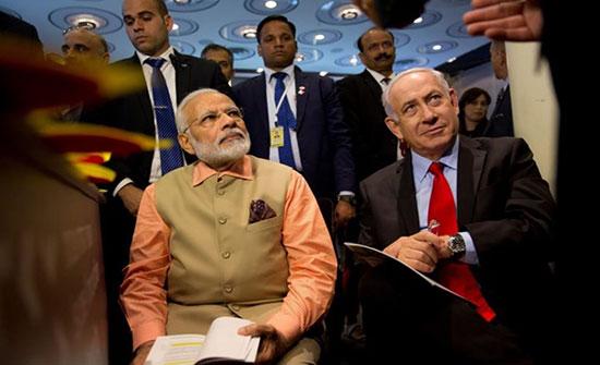 قواسم مشتركة بين سياسة الهند وإسرائيل تجاه كشمير والضفة