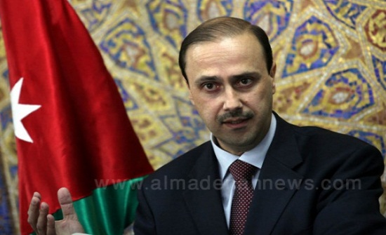 الأردن يستنكر محاولة اغتيال الحمد الله ويؤكد على الإستمرار في  المصالحة