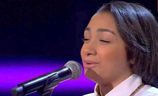 بعد استبعادها من The Voice Kids... جنة الجندي تكشف ما وعدها به كاظم الساهر