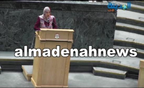 وفد من البرلمانيات يزور جمعية سيدات الصافي