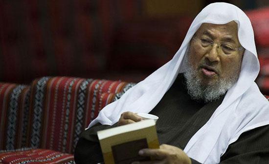 مصر.. السجن المؤبد للشيخ القرضاوي (غيابيًا)