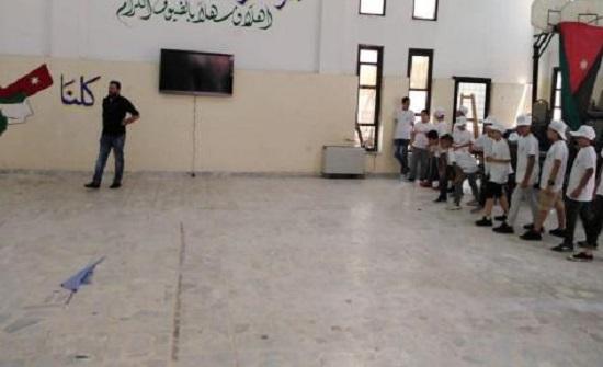 انطلاق معسكر التماسك الاجتماعي في مركز شباب قفقفا