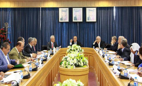 لجنة مشتركة بالاعيان تقر قانون الشركات كما ورد من النواب