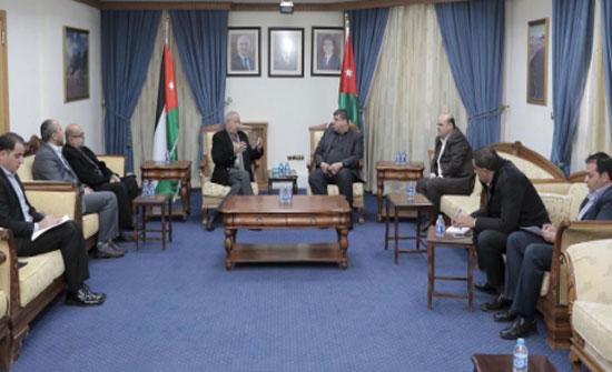 """""""فلسطين النيابية"""": مواقف الأردن تجاه القدس مشرفة"""