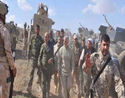 الحرس الثوري يستولي على منازل السوريين في دير الزور