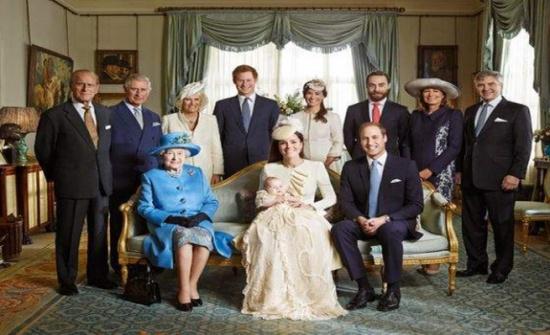 وظائف صادمة للعائلة المالكة البريطانية!