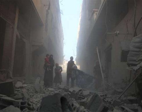 المعارضة السورية تطالب مجلس الأمن بالتدخل لوقف القصف الروسي على إدلب