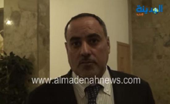 الفناطسة يعتذر من الشعب الاردني ومجلس النواب .. فيديو