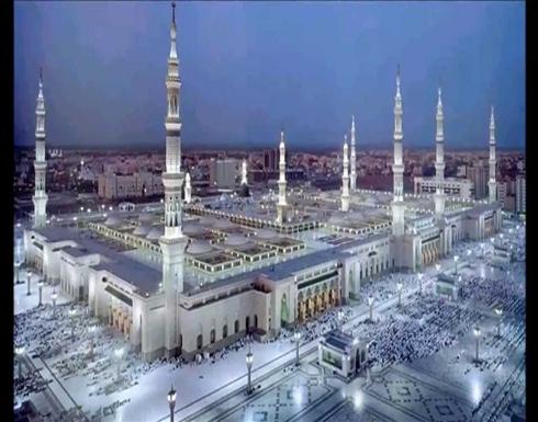 إطلاق نار في ساحة المسجد النبوي بالمدينة المنورة