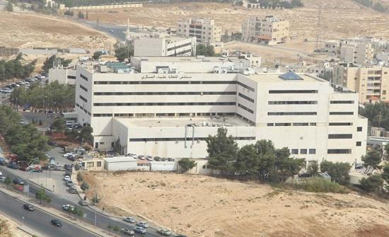 البدء بتشغيل مستشفى الملكة علياء العسكري خلال أسابيع