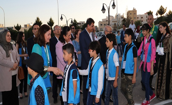 افتتاح مخيم الأمل الأردني لأطفال السكري بمشاركة محلية وعربية