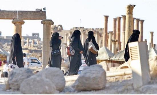 320 ألف سائح خليجي يزورون الأردن في 7 أشهر